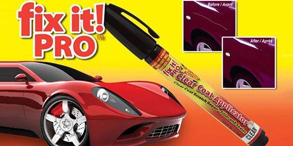 Pouze 69 kč za FIX IT!PRO!Opravte si škrábance na autě! Na co platit tisíce za opravy laku.Použijte vyzkoušený FIX IT! PRO a je po škrábanci. Cena pouze 69,- Kč