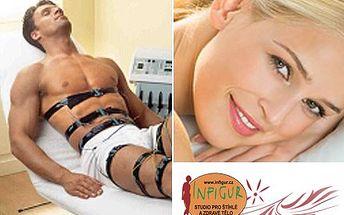 Pevné a štíhlé tělo bez celulitidy, s AukroCity zhubneš i TY! 50% sleva na 1,5 hodiny hubnutí řízené počítačem ve Studiu pro štíhlé a zdravé tělo.