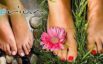 Mokrá pedikůra, diagnostika na plosce nohy, reflex. masáž kombinovaná s klasickou až po kolena.