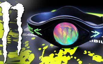 Jen 129 Kč za novinku - náramek Monster Balance VČETNĚ POŠTOVNÉHO!!!! Pořiďte si novinku na trhu, která zároveň udrží rovnováhu Vašeho těla!!