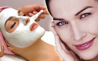 Luxusní kompletní kosmetické ošetření za pouhých 345KČ včetně odlíčeni,peelingu , masky, masáže, úpravy obočí a mikromasáže očního okolí se slevou 50% ! Relaxujte!