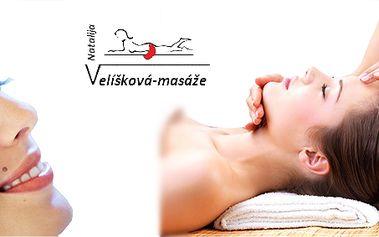 Indická masáž hlavy + antistresová masáž ramen a šíje + masáž obličeje - 60 minut! Nechte se rozmazlit indickou masáží! Malé občerstvení v ceně!
