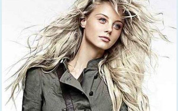 Péče pro Váš vlas i pokožku ,UNÁVENÉ SLUNCEM! Melír s krásným platinovým přelivem. Novinka firmy Framesy platinové přelivy....