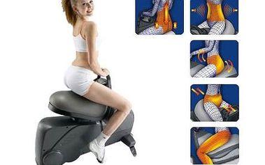 Buďte v kondici a zpevněte tělo! PERMANENTKA na 200 minut cvičení na přístroji Ride tutor. Trenažér jízdy na koni s 56% slevou za skvělých 349 korun!