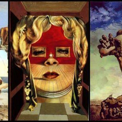 149 Kč za DVĚ vstupenky na výstavu Salvadora Dalí v domě U Bílého jednorožce. Obrazy, grafiky i plastiky geniálního umělce se slevou 50 %.