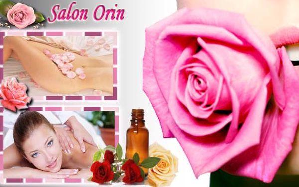 EXKLUZIVNÍ NABÍDKA!! Dopřejte si uvolňující masáž celého těla, obličeje a dekoltu o délce 90 minut! Oddejte se magickým účinkům damašské růže, která perfektně zregeneruje vaše tělo i mysl! Komfort nyní stojí jen 490 Kč!
