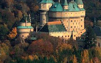 3denní pobyt pro dva v ***hotelu Regia v lázeňském městě Bojnice. Čeká na vás ZOO, termální lázně, sjezdovky a návštěva zámku