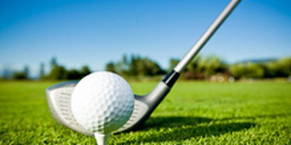 299 Kč místo 600 Kč - Na golf i ve špatném počasí! 60 minut hry na golfovém simulátoru Full Swing se slevou 50 %