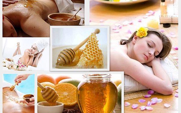 Nepropásněte skvělou nabídku - 50 minut relaxační masáže s medovým zábalem! Z 340 kč sleva na 130 kč!