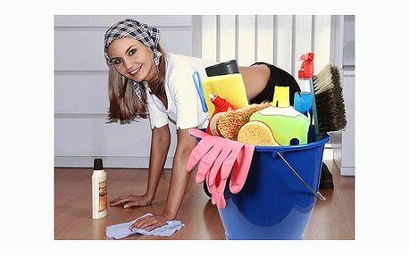 Připravte se na Vánoce a nechte profesionály pracovat. Velký generální úklid u Vás doma se slevou 43%, nechte si uklidit svůj byt, kancelář, dům za pouhých 1 699 Kč. Úklid zahrnuje například mytí dveří ale i vymytí lednice, dezinfekce koupelny, čištění a leštění kachliček a mnoho dalšího.