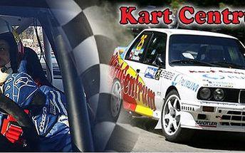 Neuvěřitelná cena 2 990Kč za adrenalinovou jízdu v závodním speciále BMW M3. 100% ADRENALIN!! Vyzkoušejte si, jaké pocity zažívají závodní jezdci jako Sébastien Loeb nebo Colin McRae!! Až 4 RZ na plný plyn na přírodním uzavřeném závodním okruhu až 200km rychlostí!!