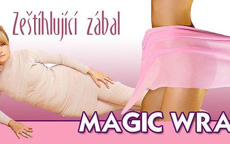 Zeštíhlující zábal MAGIC WRAP (Universal Contour Wrap)!!! Přírodní liposukce a detoxikace !!!