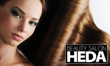 Beauty salon Heda