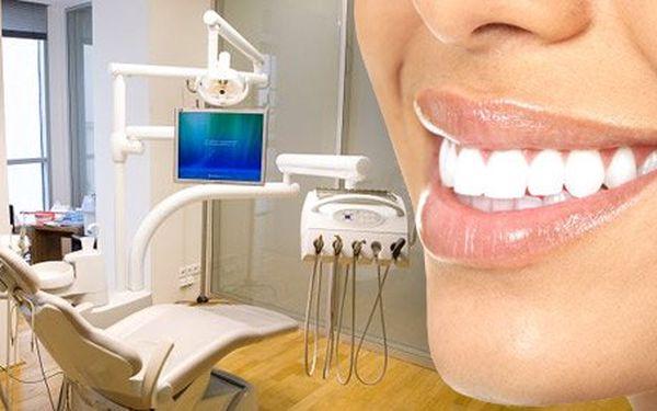 2999 Kč za profesionální bělení zubů a dentální hygienu v hodnotě 9000 Kč. Špičková klinika Elite Dental Prague a krásné zuby se slevou 66 %.