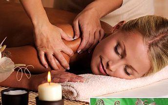 100 minut relaxačního potěšení, originální ajurvédská masáž stres v uvolnění změní. 30% sleva na speciální indickou masážní celotělovou proceduru v lázních Ganesh spa.