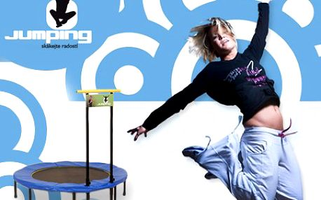 Vyskákejte si vysněnou postavu a zažijte u toho pořádnou zábavu. S 51% slevou získejte 2 vstupy na balanční cvičení na trampolínách, Jumping.