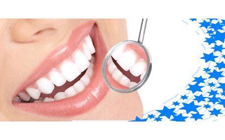 Výživa zubů za pouhých 999,-