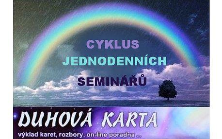 Využijte náš jednodenní seminář a vydejte se po stopách životů minulých, odhalte dotek podstaty šamanismu nebo najděte cestu k harmonickému vztahu..