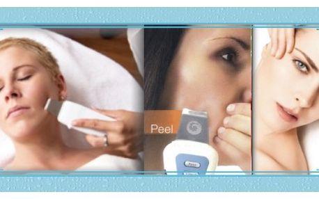 Skvělá nabídka liftingu obličeje a čištění pleti Ultrazvukovým peelingem a mezoterapii ultrazvukovou špachtlí za 550 Kč z původních 1 190 Kč