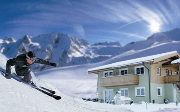 Jedinečná nabídka! Lyžování na ledovci v rakouském Oetztalu, 3 noci pro 2 osoby v luxusním apartmánu za skvělou cenu jen 2870 Kč! Dítě jako 3. osoba na přistýlce zdarma, možnost ubytování i pro skupiny!