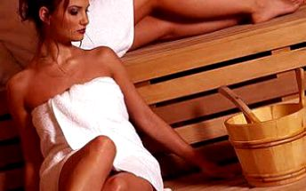 Privátní relaxace pro dva ve FINSKÉ nebo INFRASAUNĚ zapouhých 249 Kč! Dopřejte si blahodárné účinky sauny a posilněte svoji imunitu se slevou 50 %. Vezměte přítelkyni či kamarády a udělejte si fajn relax.