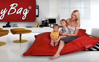 Velmi oblíbený designový sedací vak, maximálně pohodlný crazy bag za pouhých 1499 kč!!! Zařiďte si svůj byt stylově a objevte kouzlo netradičního a zdravého sezení!! Vak lze používat uvnitř i venku!!!