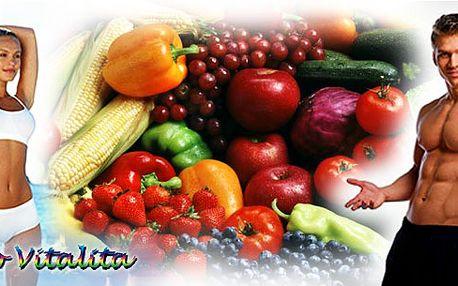 Zlepšete svojí kondici a udělejte něco pro své zdraví! Nechte si sestavit jídelníček na míru až s 50% slevou!