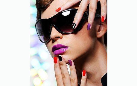 """Dokonalé a krásné nehty díky """"Gel-laku"""" - revoluční novince v modeláži nehtů. Lak, který se nanese na přírodní nehet, ale přitom vydrží až tři týdny!"""