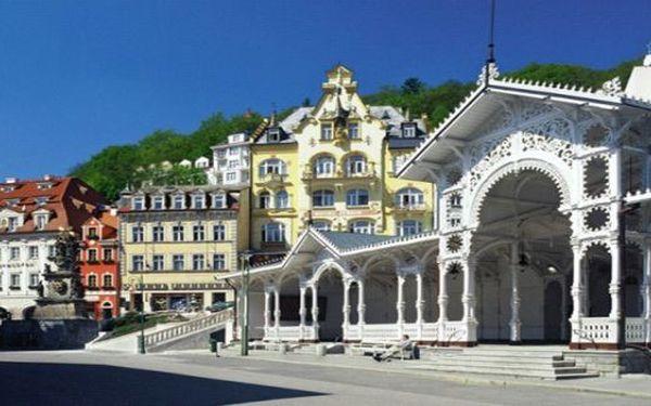 KARLOVY VARY - hotel Jizera*** ve středu světoznámých lázní jen za 38 EUR / noc se snídaní pro 2 platné až do 30.4.2012. Už jste byli v muzeu Becherovky?