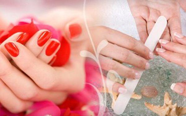 Šokující 80% sleva na p-shine-luxusní japonskou manikúru a lakování nehtů!! Pochlubte se krásnými a pěstěnými nehty, které zdobí za neuvěřitelných 90 kč!!