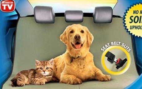 PET zoom špína,nepořadek a chlupy v autě?To je minulost