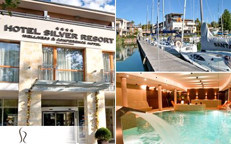V Hotelu Silver Resort ctí historické tradice, nabídnou však moderní prostředí a ještě mnohem více. 58% sleva na ubytování s polopenzí v Hotelu Silver **** v Maďarsku pro 2 osoby a 1 dítě zdarma.