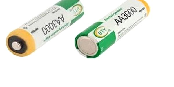 Ušetřete za baterie s touto neodolatelnou nabídkou! NABÍJECÍ BATERIE o velikosti AA, 1.2V 3000mAh Ni-MH za úžasných 39 Kč!