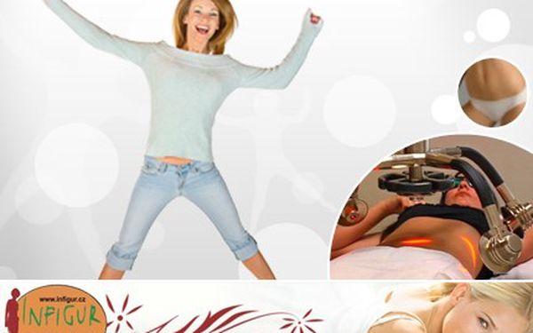 O partie, co odolávají cvičení i dietě, postará se laserová liposukce bezbolestně. 64% sleva na laserovou bezbolestnou liposukci jedině ve studiu Infigur!