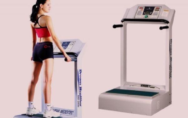 Potřebujete shodit špíčky v oblasti břicha a boků? Vyzkoušejte nejlevnější vibrační stroj Dream Healther v Praze! Zvítězte nad tukovými polštáři! Spalte tuky efektivně, bez námahy a s úsměvem!