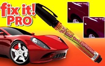 FIX IT PRO - Opravte poškrábaný lak auta za pár sekund