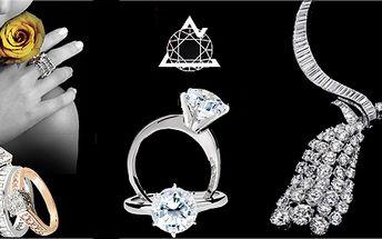 Neuvěřitelná a limitovaná akce na zlato, stříbro, šperky - 5000 šperků skladem! Neváhejte, pouze 100 kupónů k dispozici!