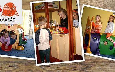 Hodina hlídání Vašeho dítěte v herně Studia Kamarád v Kroměříži jen za 24 Kč! Udělejte si také čas pro sebe, zajděte na kávičku nebo jen tak posedět s přáteli a nechte Vaše dítko v profesionální péči a prostředí, které skýtá široké vyžití a zábavu pro každého prcka.