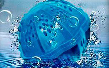 Kouzelná prací koule pro efektivnější a ekologičtější praní bez pracího prášku za skvělou cenu 129 Kč! Perte šetrnějším způsobem se slevou 56 %! Na výběr máte ze 3 různých barev!