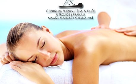 Hodina relaxace na přání! Jen za 259 Kč si dopřejte celotělovou masáž dle vlastního výběru. Vyberte si mezi klasickou, sportovní nebo antistresovou terapií se slevou 71 %!