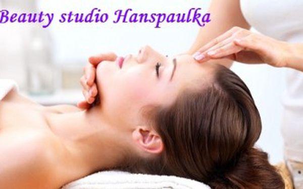Jen 599 Kč za lymfatickou masáž obličeje, gelovou masku s vysokým množstvím kolagenu a ošetření pleti laserem pro hlubokou regeneraci a rejuvenaci pokožky. Účinný lifting a vyhlazení vrásek v Beauty studiu Hanspaulka. Sleva 60%!