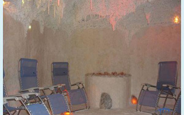 Vstup do solné jeskyně a Zelený nápoj z ječmene za symbolickou cenu 59 Kč