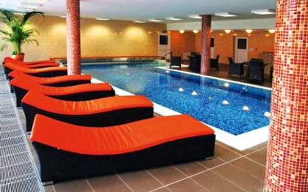 Dvouhodinový vstup do Wellness Modřice – bazén, vířivka, finská a parní sauna na jednom místě