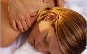 Švédská masáž 95,-