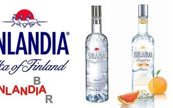6x panák Finladnia vodky Original, Grapefruit nebo Cranberry ve Finlandia baru za 120 Kč
