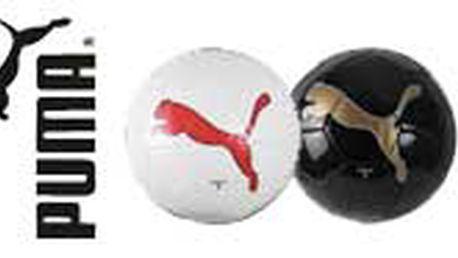 219 Kč místo 400 Kč za fotbalový míč PUMA! Skvělá dynamika střely, jemný dotek, jedinečná konstrukce! Hurá na bránu s 45% slevou!