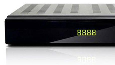 Kompletní sestava satelitního přijímače Amiko SSD–550 + servis a montáž ZDARMA. Buďte stále v obraze!