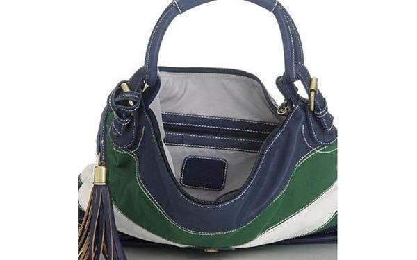 Chcete zapůsobit na své kamarádky? Pořiďte si kabelku vyrobenou z imitace kozí kůže. Zane Hobo za 1.550,-!