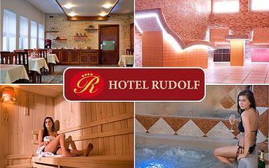 Večeře, sauna, whirpool a pára, to je ten správný odpočinek pro DVA. S 50% slevou sauna, whirpool, pára + večeře dle vlastního výběru pro 2 osoby.