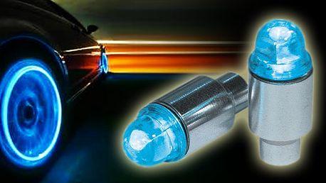 Svítící ventilek na kolo, auto nebo motocykl. Vytváří působivé efekty a zajišťuje viditelnost cyklistů. Buďte na kole v bezpečí a buďte cool za jedinečných 79 Kč VČETNĚ POŠTOVNÉHO!